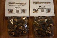 4oz Dried Morel Mushrooms Top Grade Aaa Premium Restaurant Quality Free Shipping