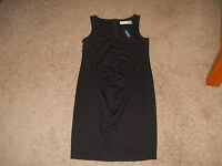 Old Navy Maternity Black Dress - Size Xs -
