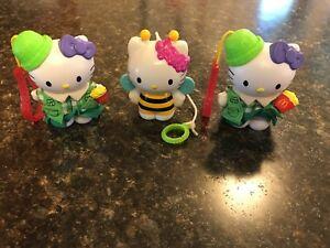 Hello Kitty Mcdonald S Toys : Hello kitty mcdonald s happy meal toys ebay