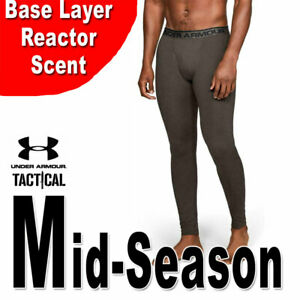 UNDER ARMOUR COLDGEAR REACTOR MID SEASON BASE LAYER LEGGINGS SCENT HUNTING 2XL