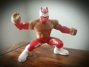 Sin-Cara-WWE-Power-Slammer-Action-Figure-Mattel-2012