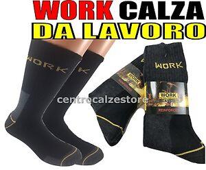 6-PAIA-CALZE-CALZINI-UOMO-DA-LAVORO-RINFORZATI-RESISTENTI-WORK-SOCKS