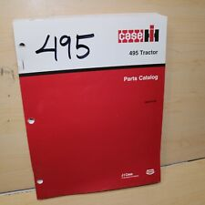 Case Ih International 495 Tractor Parts Manual Book Spare Catalog Farm 1993 List