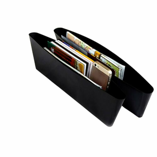 Car Storage Box Gap Filler Pocket Organizer Car Seat Side Drop Caddy Catcher @3