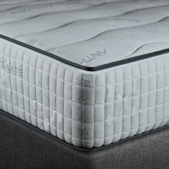 Materasso H22 con 5 cm di Memory AirPur® tessuto anti acaro alta qualità STYLE