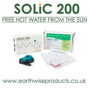 Solic 200 Solaire Immersion Contrôleur (pas Immersun Ou Iboost)-afficher Le Titre D'origine Z2hqdqwd-07163905-795380542