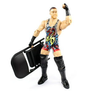 Ecw wwe wwf wcw elite 27 rob van dam rvd wrestling action - Wwe rvd images ...