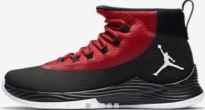 5aed260cea9342 Nike Air Jordan Ultra Fly 2 Black white Red 897998-001 Men s Retro ...