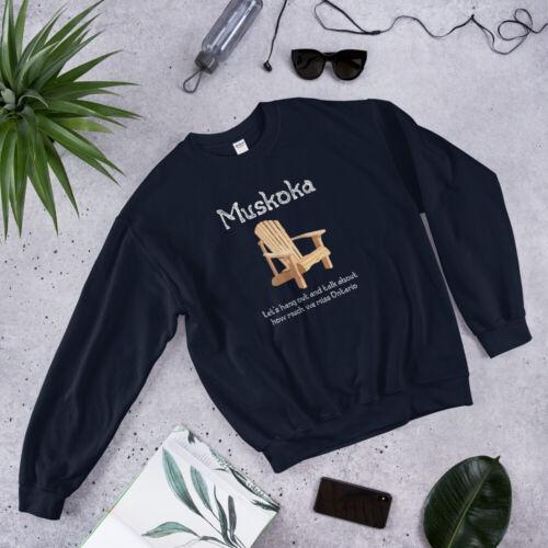 Muskoka Unisex Sweatshirt