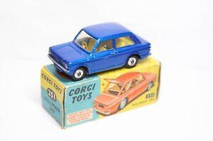 CORGI 251 HILLMAN IMP nella sua scatola originale-Quasi Nuovo Modello Vintage Originale