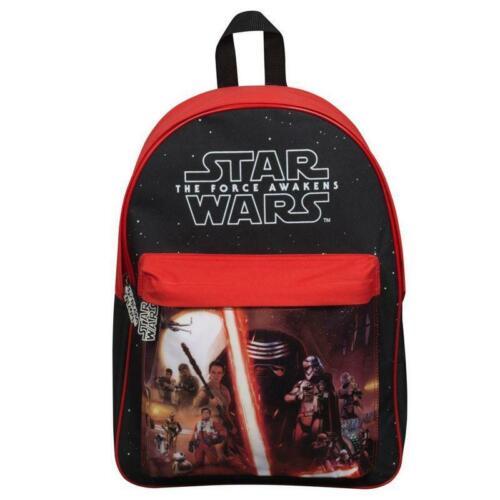 Star Wars Childrens Backpack Kids Official Storm Trooper Rucksack