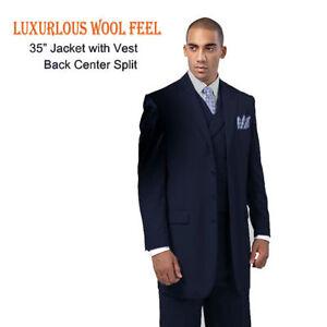 Costume veste longue