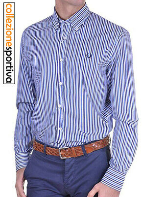 Camicia Fred Perry Uomo Men shirt button down slim fit v0031