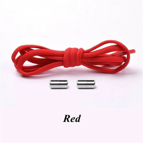 Tip No Tie Shoelaces Sneakers Shoelace Quick Lazy Laces Elastic Shoe Laces