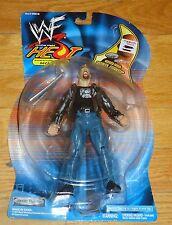 2001 WWF WWE Jakks Stone Cold Steve Austin Wrestling Figure MOC Camo outfit