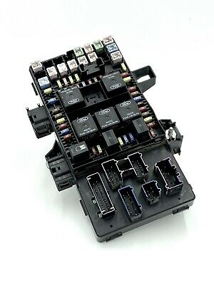 04 - 08 FORD F150 TRUCK DASH MAIN FUSEBOX FUSE BOX BCM ...