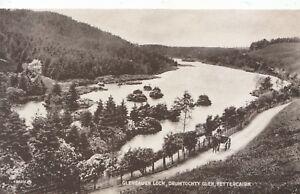 Details about Scotland Postcard - Glensaugh Loch - Drumtochty Glen -  Fettercairn - Ref ZZ4744