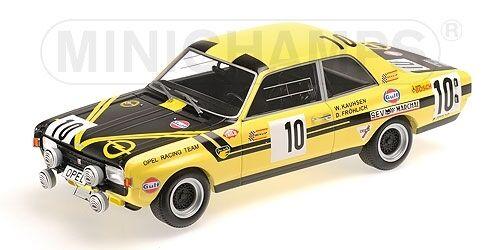 Opel Commodore A Steinmetz Willi Kauhsen 1000 Km Nuerburgring 1970 1 18 Model