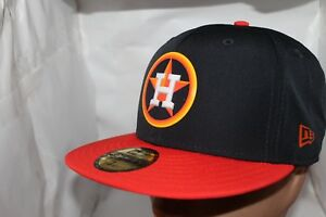 best service c24dc 0a30d Image is loading Houston-Astros-New-Era-MLB-Batting-Practice-Pro-