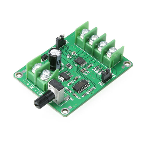 5V-12V DC Brushless Motor Driver Board Controller for 3//4 Wire Hard Drive Motor