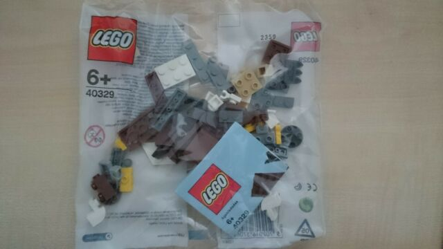 Octopus Polybag Promo Lego 40245 Monthly Store Build Event  2017