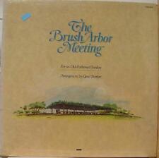 Gene Bartlett - The Brush Arbor Meeting LP New Sealed WSB 8840 Vinyl 1981 Record