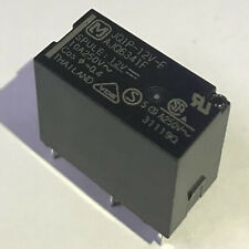 Panasonic JQ1P-12V-F JQ1P-12V General Purpose Relay 10A 12VDC 5 Pins x 10pcs