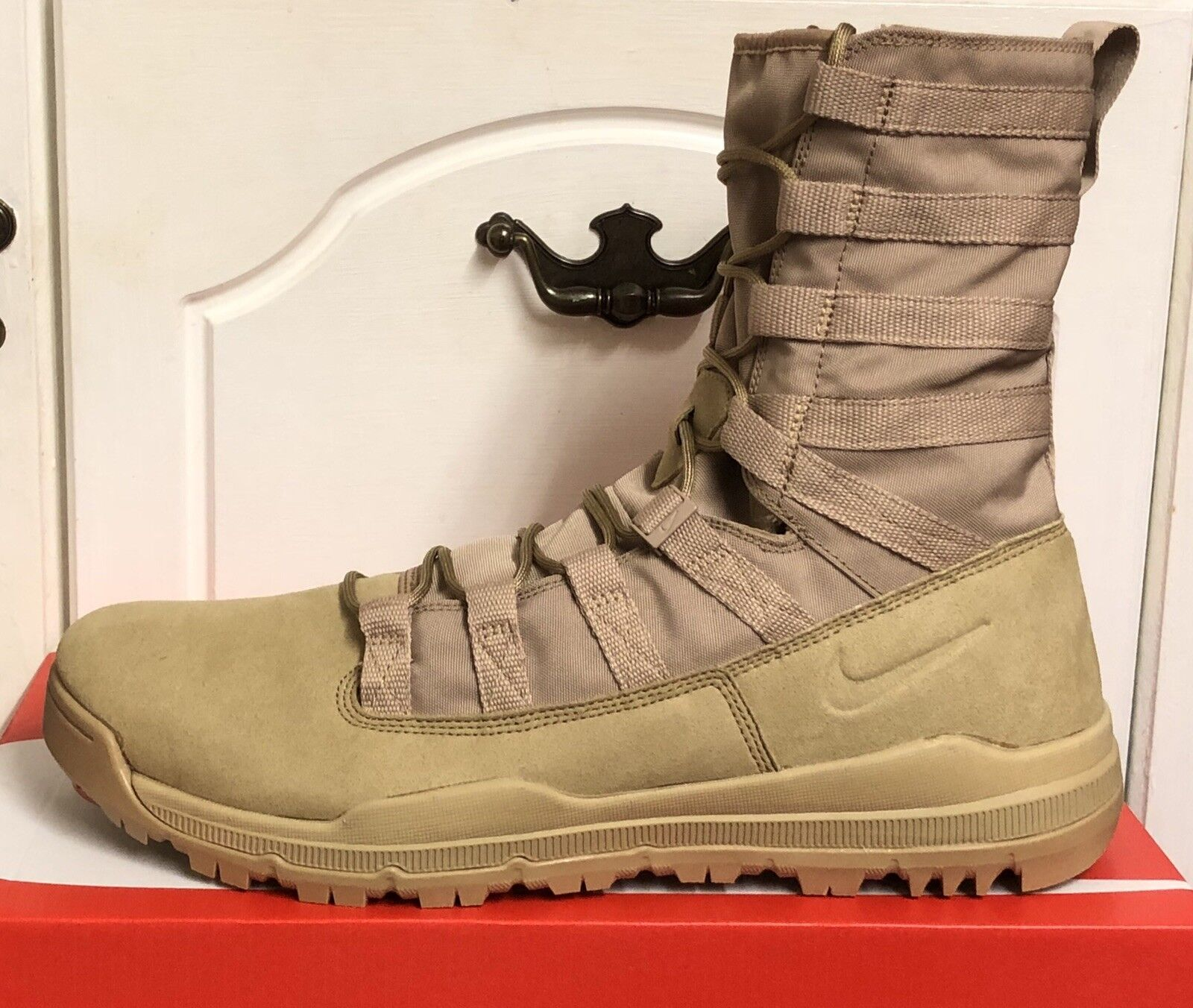 "NIKE SFB GEN 2 8"" MENS BOOTS TRAINERS SNEAKERS SHOES  US 15"