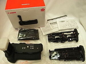 NEW CANON BG-E16 BATTERY GRIP FOR CANON EOS 7D MARK II DIGITAL SLR CAMERA F/S
