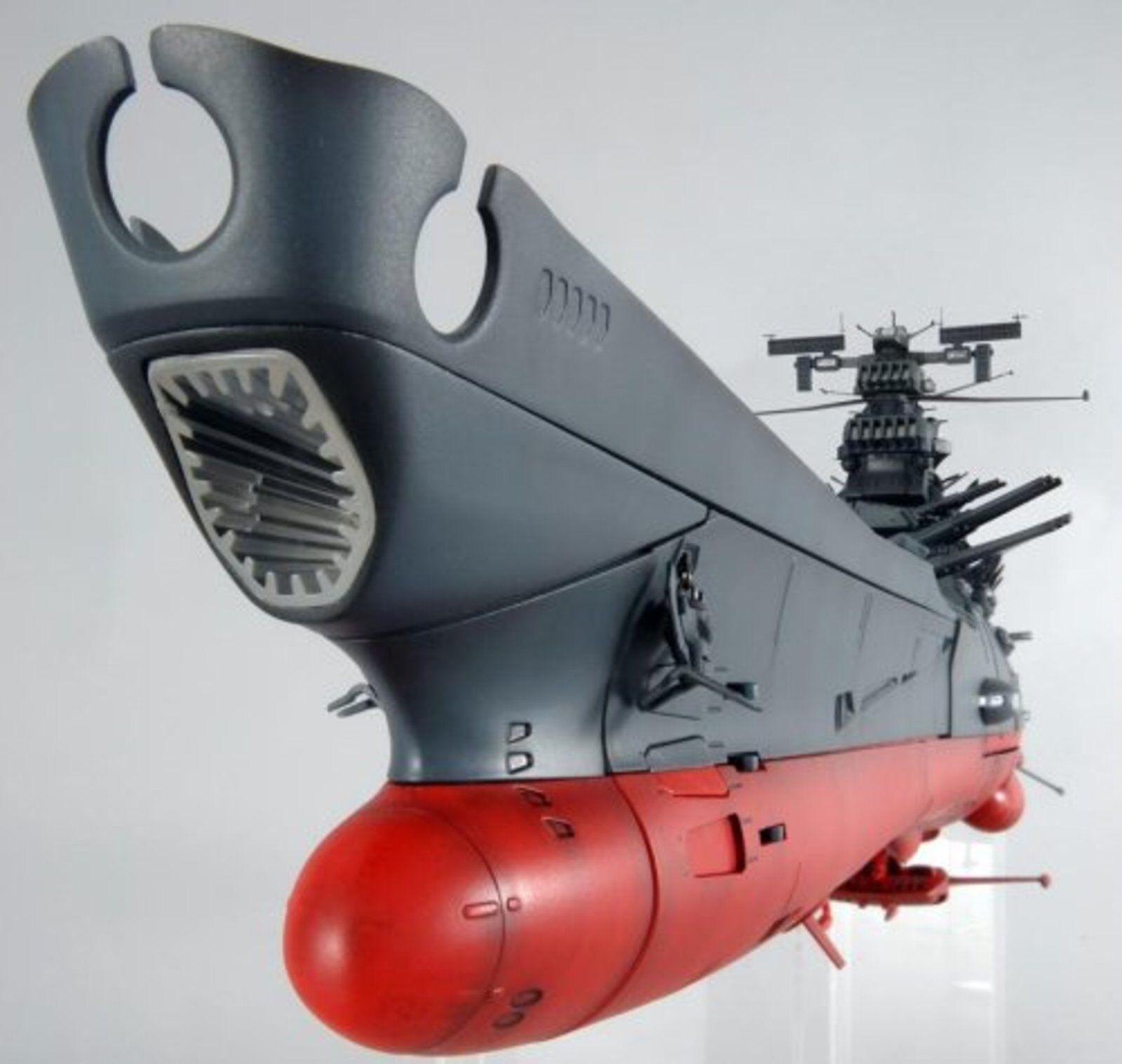 Space Battleship Yamato 1 350 Cruiser Kunststoff Modell Set Star Blazers F S