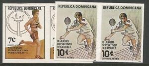 Dominican-Republic-SC-C297-8-Imperf-Pairs-MNH-1cwd