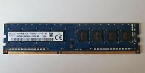 4GB SK Hynix HMT451U6BFR8A-PB  PC3L 12800U DDR3 1600 Desktop Memory RAM
