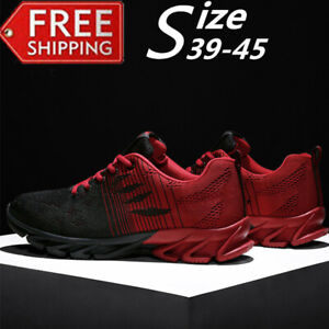 Men-039-s-Sneakers-Fashion-Casual-Shoes-Sports-Athletic-Breathable-Outdoor-Running