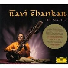 "Ravi Shankar ""complete recordings on..."" 3 CD NUOVO"