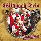 Zum Glück Hab I A Musi von Wildbach Trio (2014)