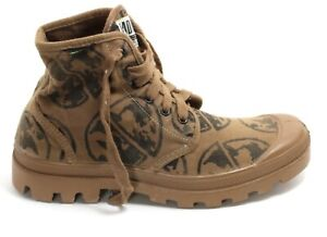 517 Schnürschuhe Scouts Desert Sneaker Pampa High Palladium Pallashock Army 43