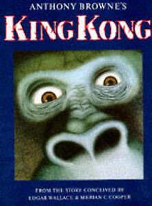 Good-King-Kong-Hardcover-Merian-C-Cooper-ANTHONY-BROWNE-1856812588