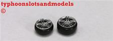 Kyosho DSlot43 Audi R8 - Wheel Set - 3010101 - New