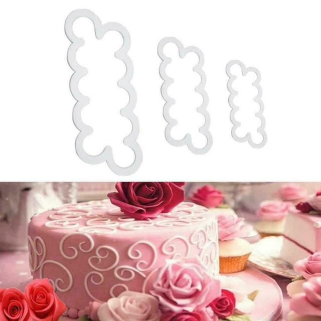PME Icing Flower Nails with Handle Included Set of 7