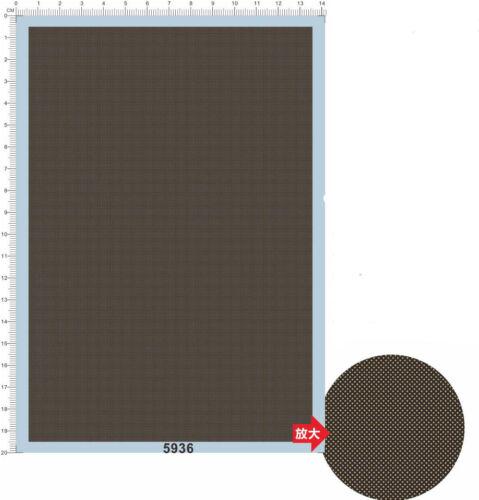 1//24 carbon fiber white dot Model Kit Water Decal