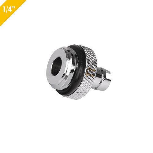 Thermaltake CL-W039-CU00SL-A Pacific 1//4inch ID Barbs � Chrome
