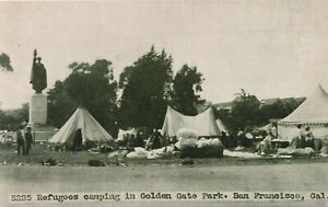 SAN-FRANCISCO-CA-Refugees-Camping-in-Golden-Gate-Park-udb-pre-1908