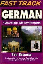 German: Fast Track  Audio Cassette