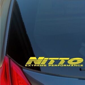 Two APR Performance Racing stickers decals drift drag sti type R camero charger