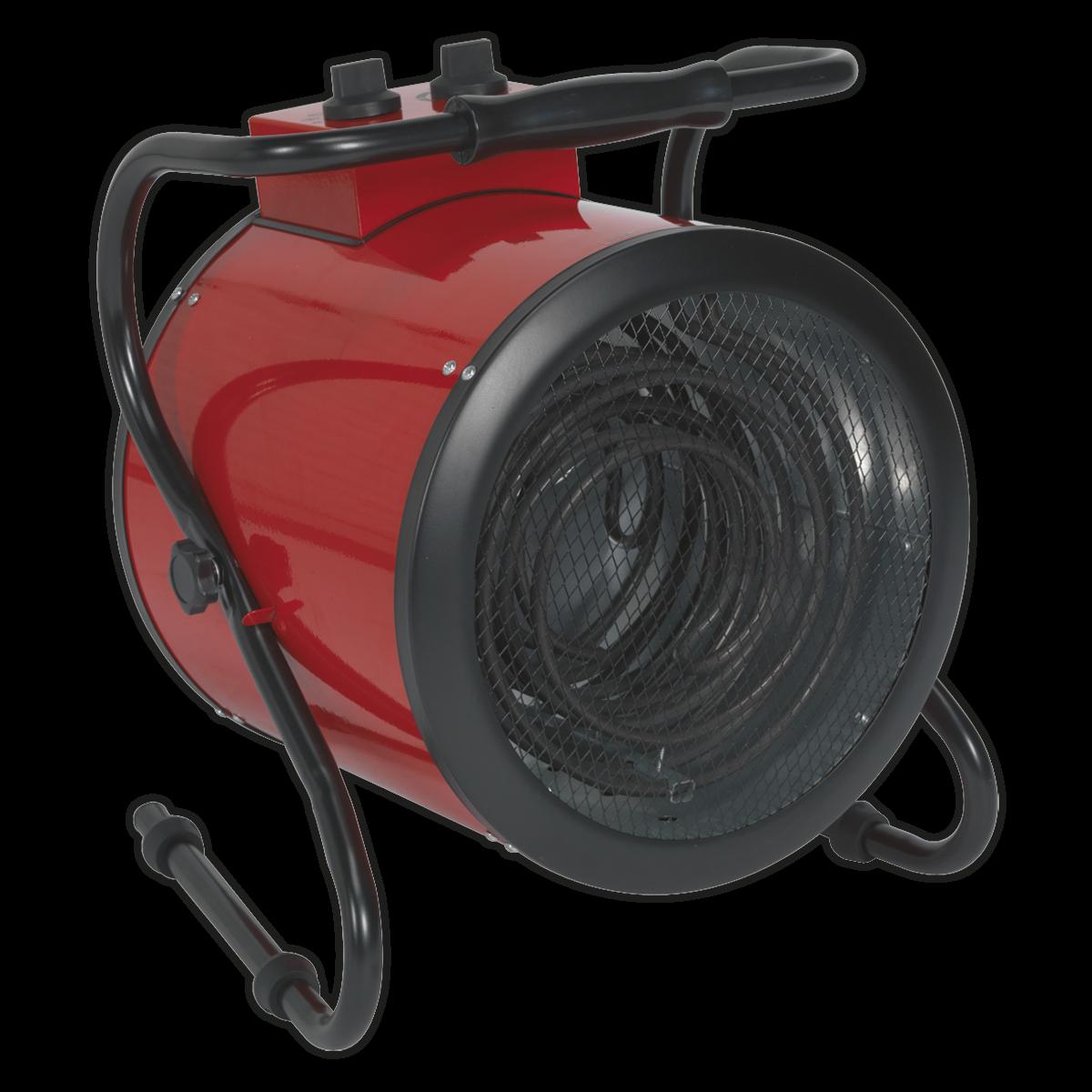 - Industrial Fan Heater 9kW 415V 3ph SEALEY EH9001 by Sealey