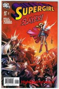 SUPERGIRL-17-NM-Bloodletting-Joe-Kelly-2005-more-in-store