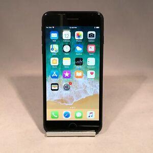 Details about Apple iPhone 7 Plus 128GB Matte Black Verizon Unlocked Fair  Condition