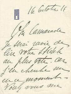 MISTINGUETT-Ensemble-de-deux-lettres-autographes-signees