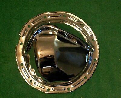 "12 bolt chrome differential rear end cover Chevy GM chevelle camaro nova 8.875/"""