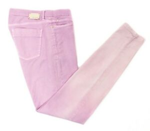 Nuovo Fit Jeans Faded End con Skinny Zieten tag Von Purple Donna wARwqTS4